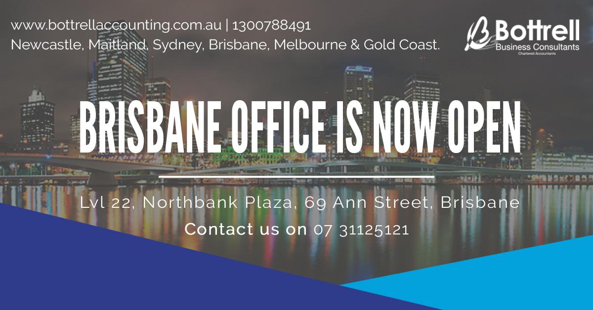 Brisbane Office now open