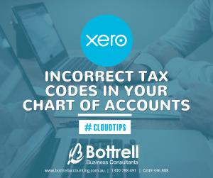 Tax codes
