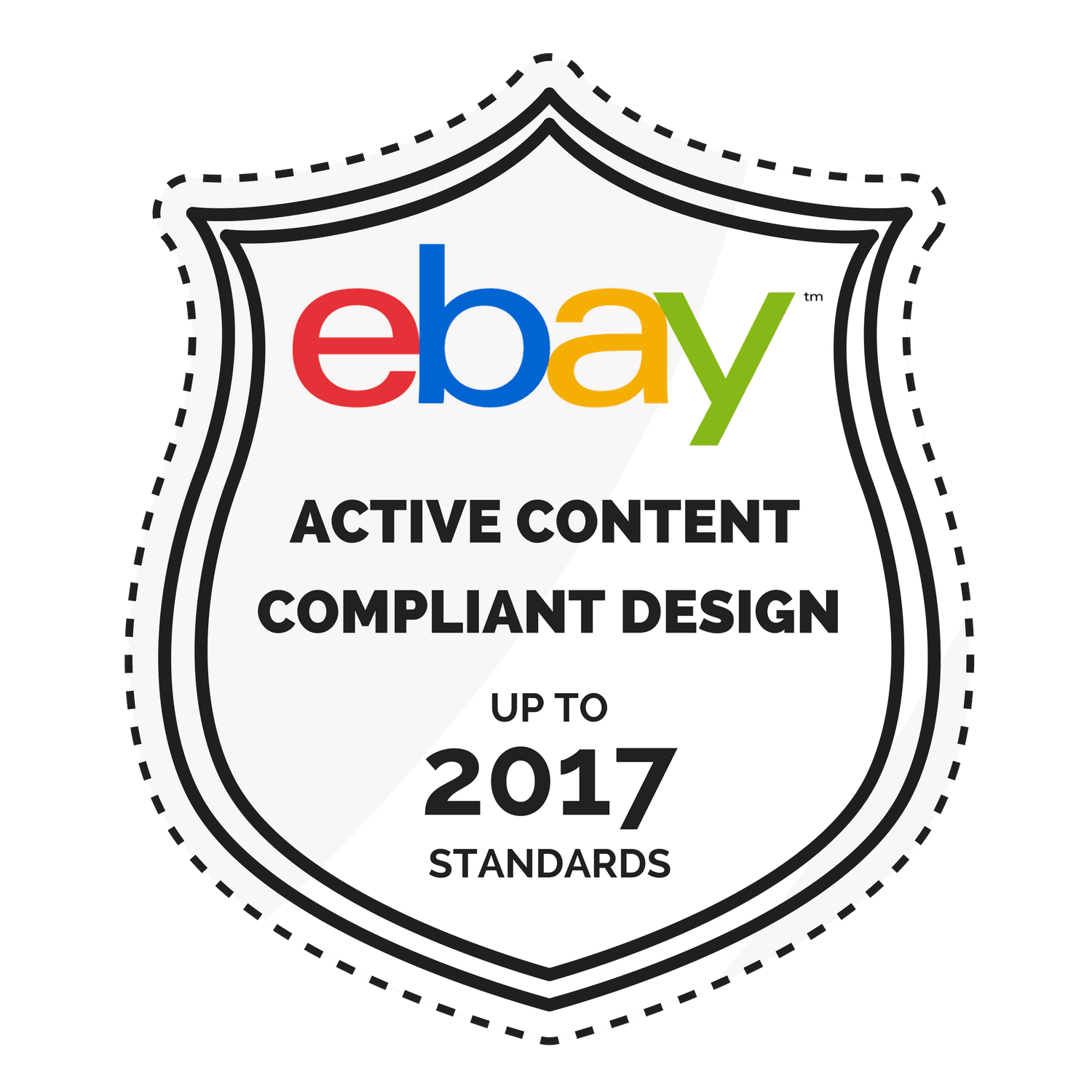EBAY DESIGN ACTIVE CONTENT COMPLIANT
