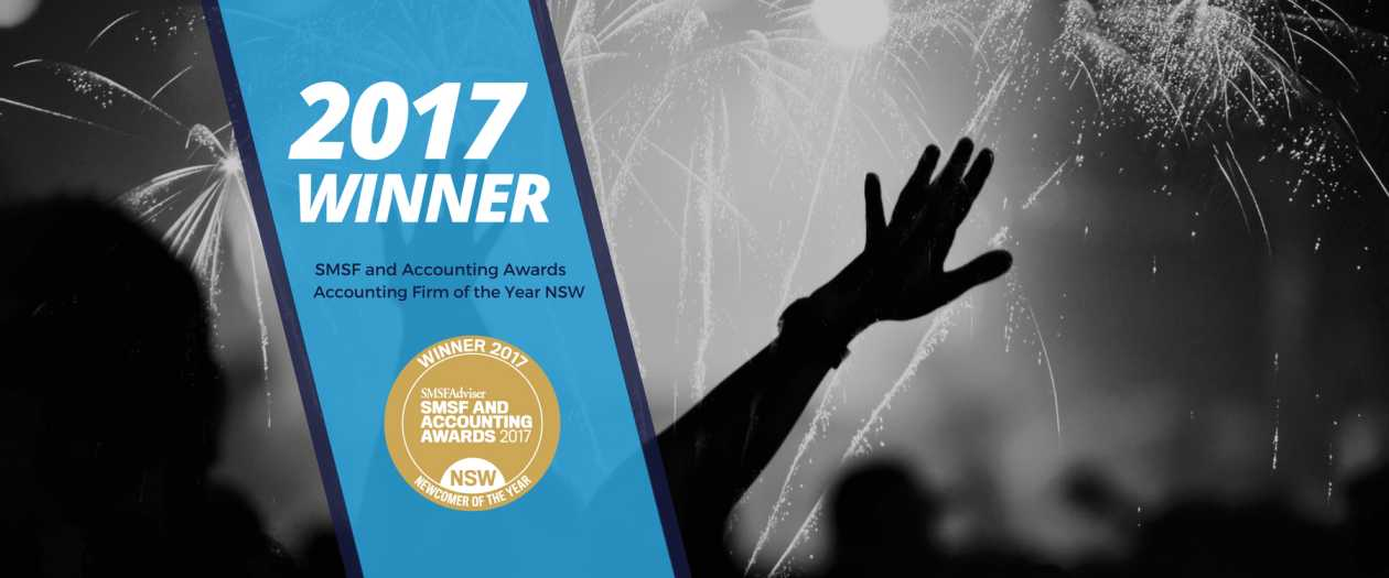 2017 Accounting Firm of the Year