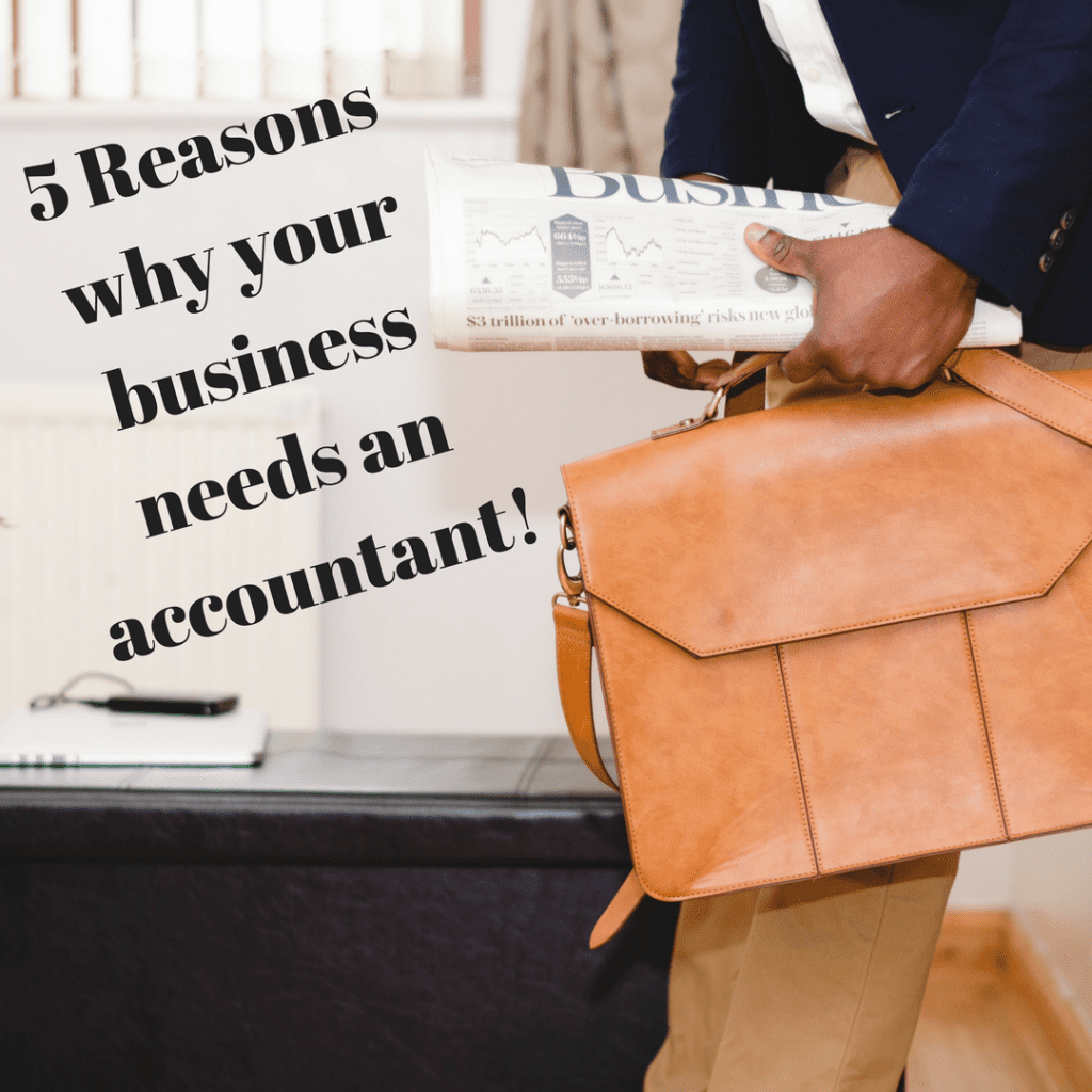 Why your business needs an accountant