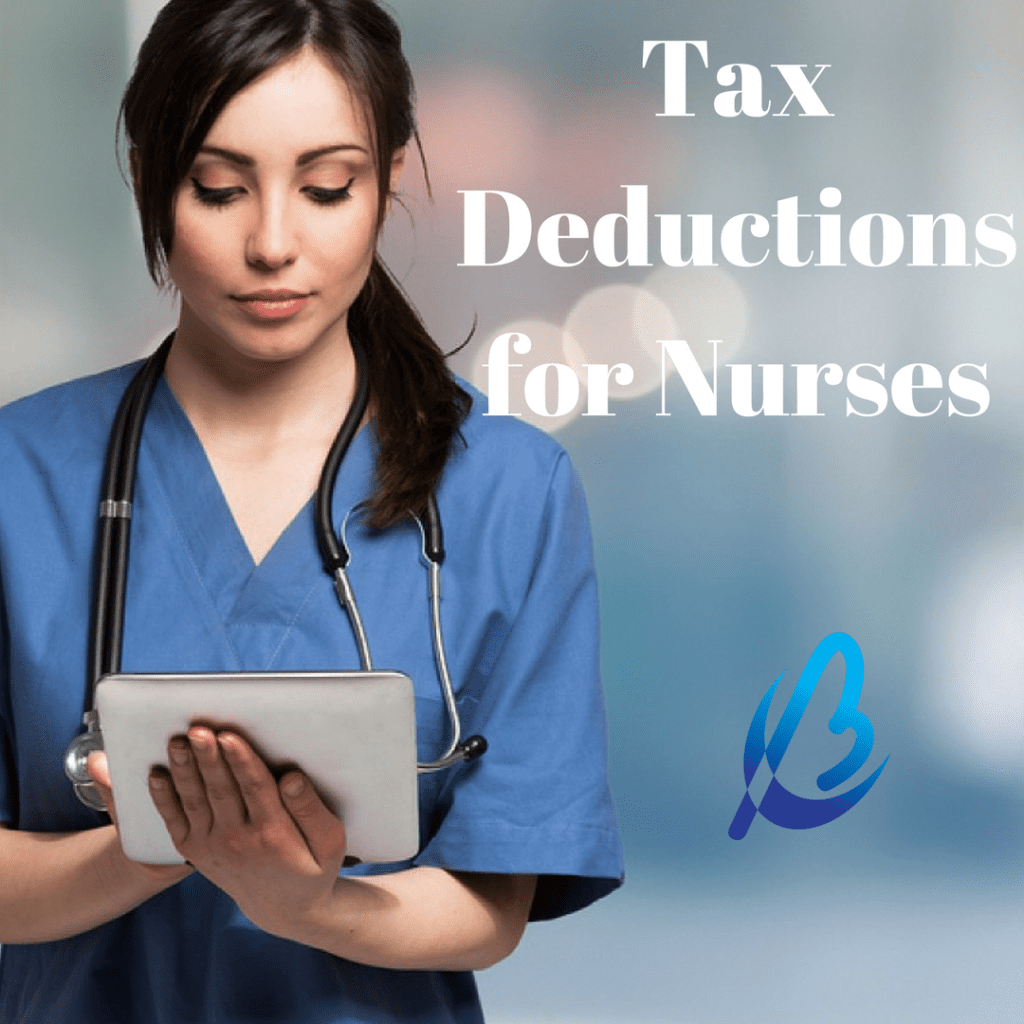 Tax Deductions for Nurses